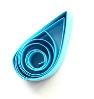 Элемент квиллинга Капельная форма ролла