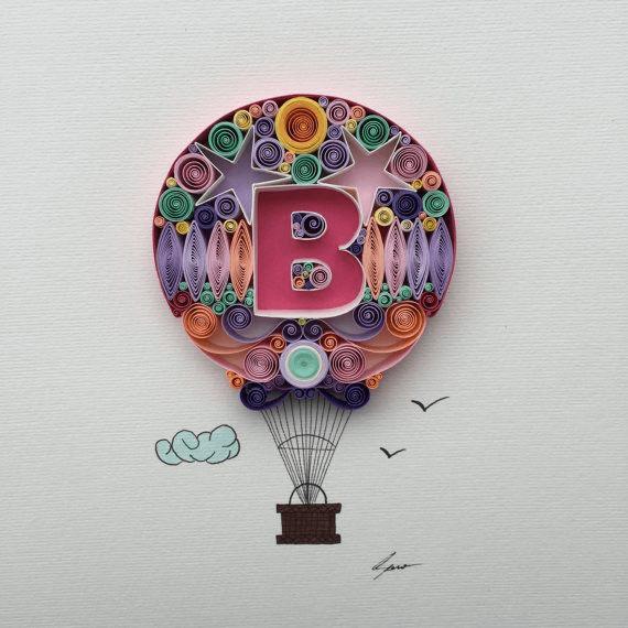 Звездный воздушный шар