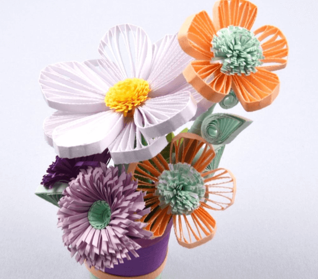 экипировка цветы квиллинг в горшочках пошаговое фото может, резко изменился