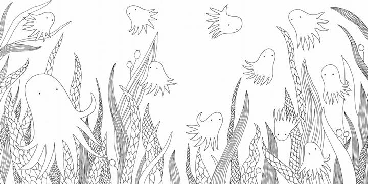 Схема шаблон бумажной картины поделки в технике квиллинга
