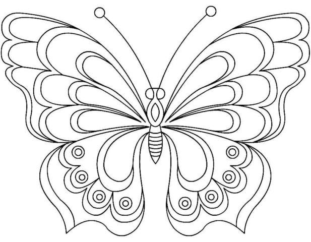 Схема шаблон бумажной поделки подарка в технике квиллинга