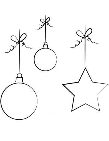 Схема шаблон Новогодней квиллинг поделки