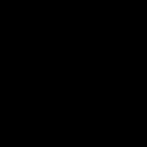 Схема шаблон буквы Х русского алфавита