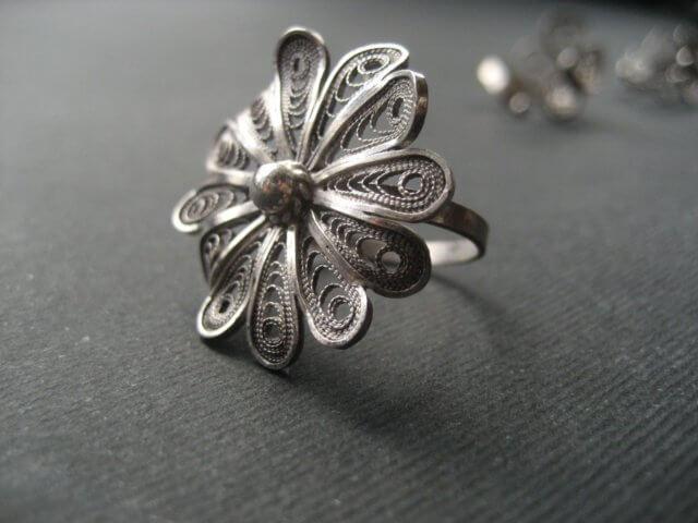 Квиллинг кольцо из проволоки