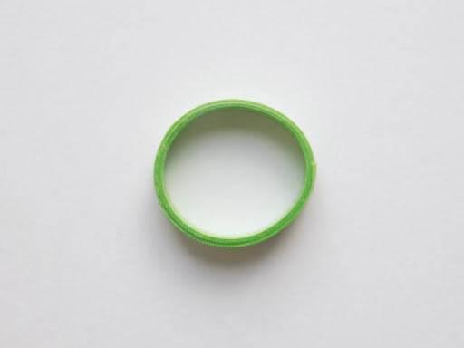 Кольцо в технике квиллинг