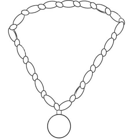Схема для квиллинга